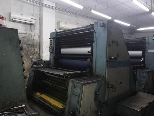 瓦楞纸箱生产线