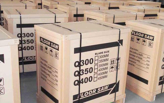 定制重型纸箱包装