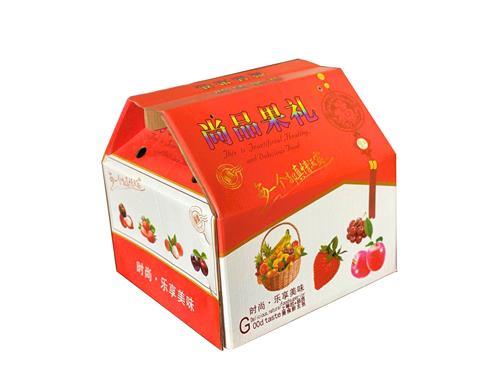 水果礼品盒包装