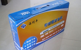 DVD包装纸箱