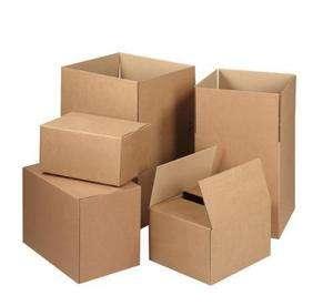 各型号纸箱定制