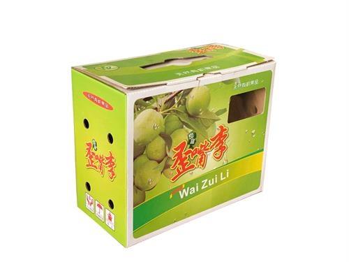重庆水果包装纸箱