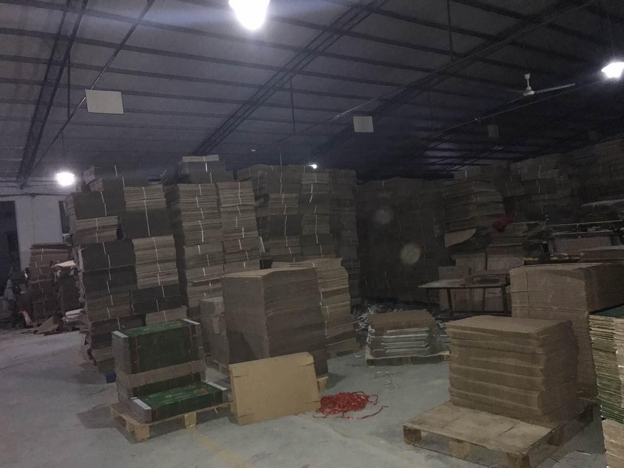 包装纸箱生产线